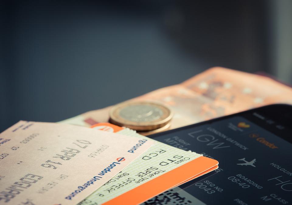 bilety lotnicze