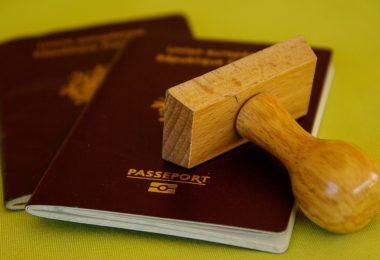 paszport dziecka